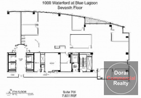 miami blue lagoon, the waterford at blue lagoon, office building, office space, espacio de oficina, edificio, clase A, Class A, waterfront, corporate building, fortune 500, leed building, coral gables, doral, downtown miami, airport, expressway, 836, turnpike